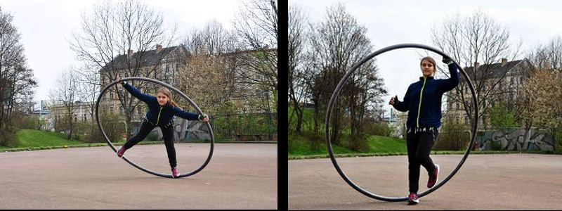 Cyr Wheel Fitness